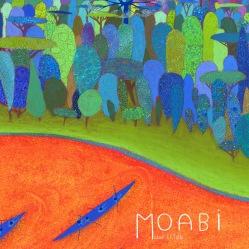 Moabi, Mickaël El Fathi, éditions La Palissade, 2015. Thème : écologie/déforestation/relativité du temps