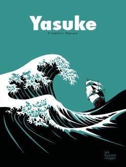 Yasuke, Frédéric Marais, Editions les fourmis rouges