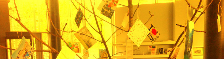 bandeau arbre postal