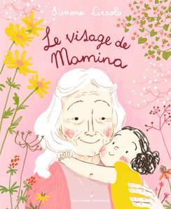 """""""Le visage de Mamina"""", Simona Ciraolo, Gallimard jeunesse, mars 2017 http://www.gallimard-jeunesse.fr/Catalogue/GALLIMARD-JEUNESSE/Albums-Gallimard-Jeunesse/Le-visage-de-Mamina"""